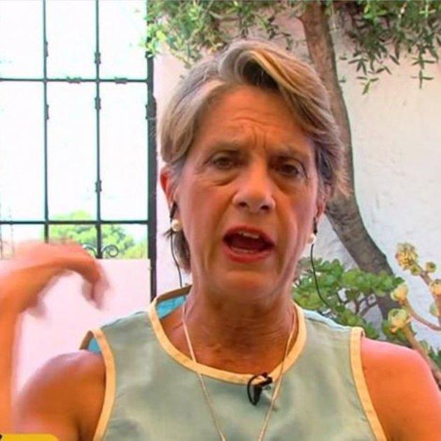 Pilar Gutierrez franquista Telecinco