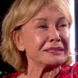 Mila Ximénez plorant GH VIP Telecinco