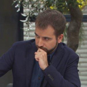 Ricard ustrell preocupat Planta Baixa TV3