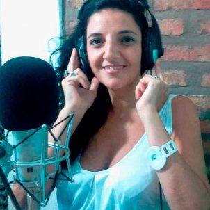 locutora radio