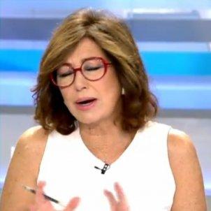 Ana Rosa cara fastic Telecinco