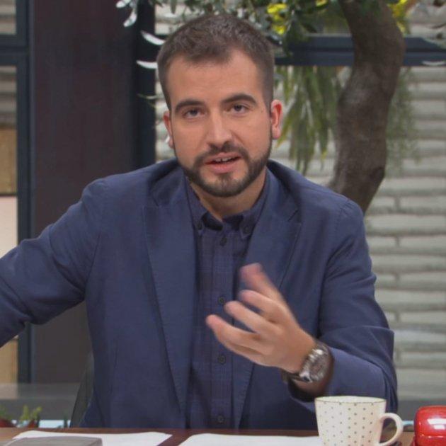Ricard Ustrell Planta Baixa TV3