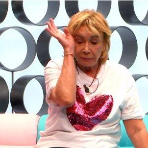 Mila Ximenez abatuda Telecinco