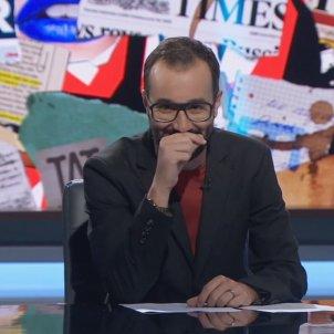 Jair Dominguez riu TV3