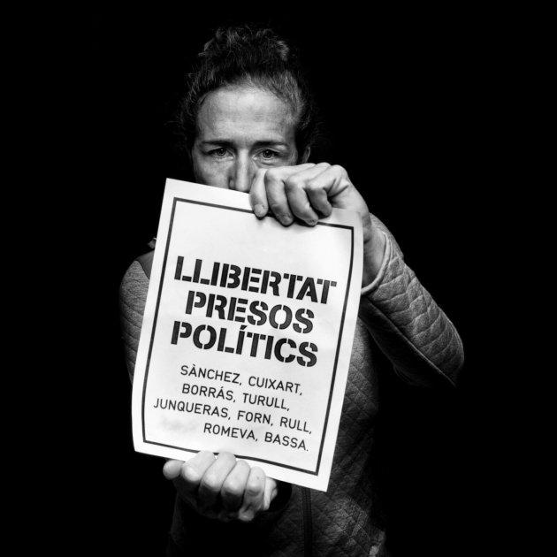 nuria picas presos politics twitter
