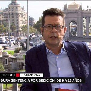 Xabier Lapitz a Barcelona EN JAKE ETB