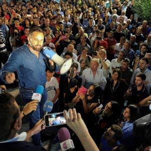 Santiago Abascal altaveu EFE