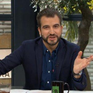 Ricard Ustrell riu de mobilitzacions Planta Baixa TV3