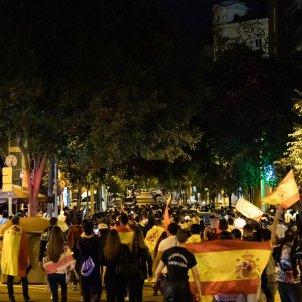 Marxa ultra feixistes espanyolistes - Pau Venteo