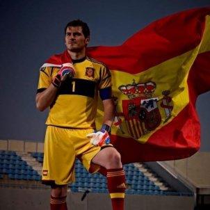 Iker Casillas bandera Espanya @ikercasillas