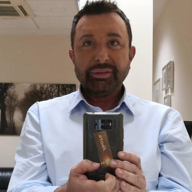 Jose Manuel Parada mòbil @josemanuelparadaoficial