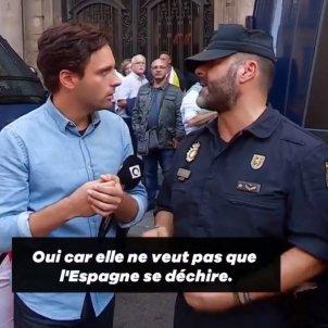 policia nacional france 5