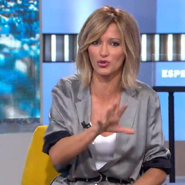 Susanna Griso barbero Abascal Espejo Público Antena 3