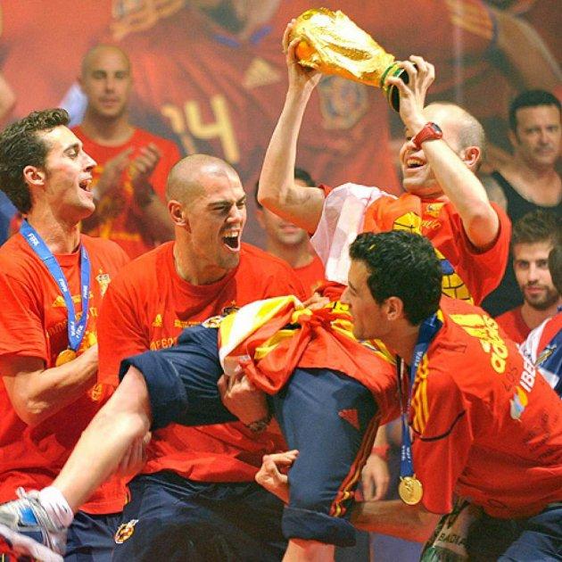 Selecció espanyola mundial 2010 RTVE