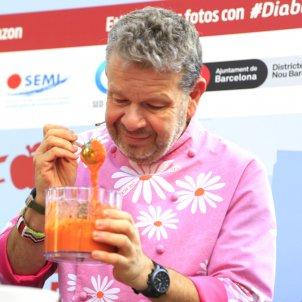 Alberto Chicote Diabetis Barcelona Virrei Amat Jokin Buesa 4
