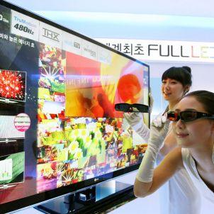 LG전자, 세계 최초 풀(Full) LED 3D TV 출시