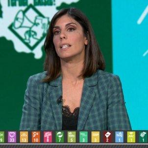 Raquel Ejerique nit electoral 10N TVE