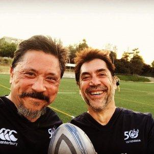 Carlos i Javier Bardem @carlosbardemoficial