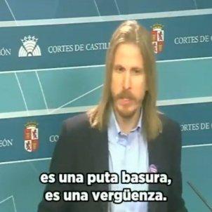 Pablo Fernández VOX puta basura @ pablofdez