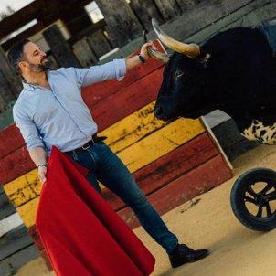 Santiago Abascal toro @santi abascal