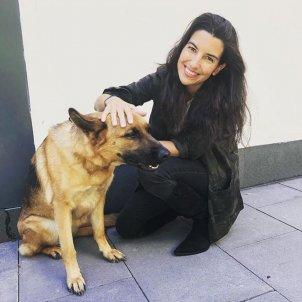Rocío Monasterio i gossa @rociomonasteriovox
