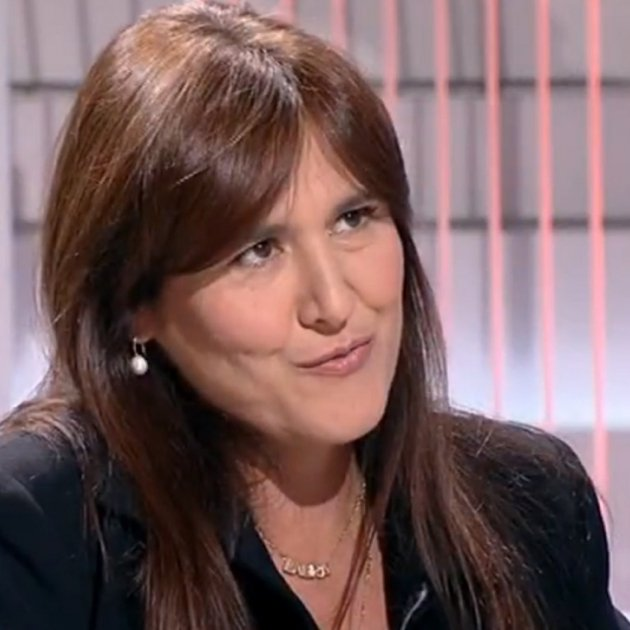 laura borras TVE
