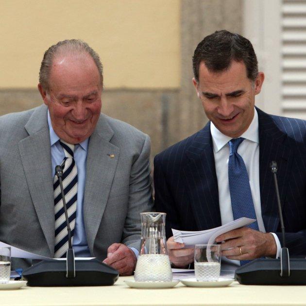 Felip Joan Carles cares GTRES