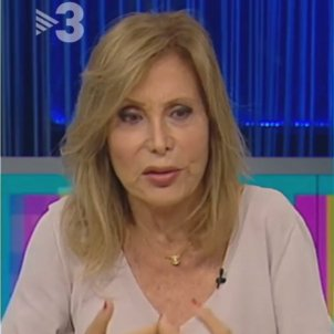 Pilar Eyre indignada TV3