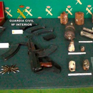 Armas Miranda de Ebro TVE
