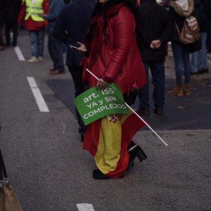 manifestació unionista Constitució article 155   Guillem Camós