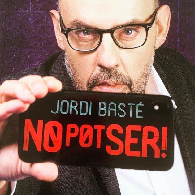 Jordi Basté no pot ser @jordibaste