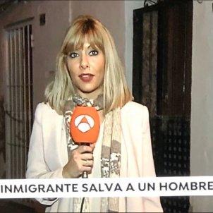 Antena3 titular immigrant @asaaribibang