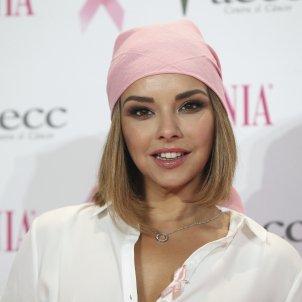 chenoa mocador rosa gtres