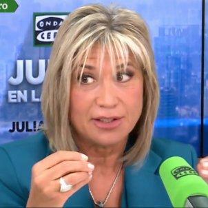 Julia Otero mans La Sexta