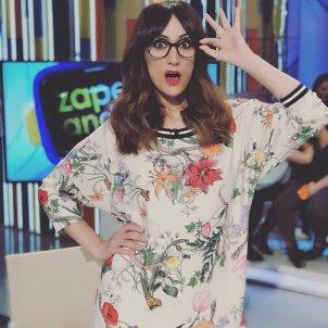 Ana Morgade zapeando @ana morgade oficial