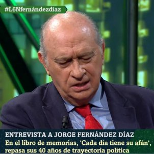 Jorge Fernández Diaz 2 La Sexta Noche