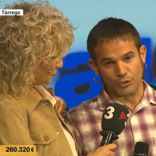 Cesk Freixas pare 2 La Marató TV3