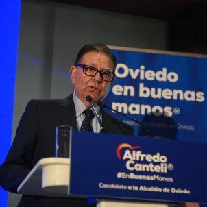 Alfredo Canteli discurs @canteli alfredo