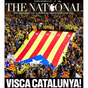 Catalunya Escòcia The National