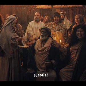 Primera temptació Crist 0 Netflix
