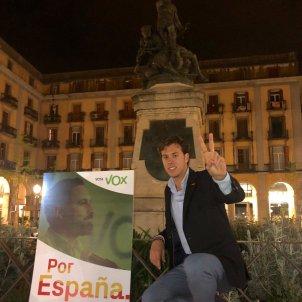 Alberto Tarradas VOX Girona @AlbertoTPaneque