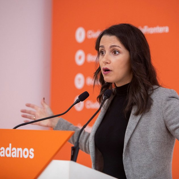 Inés Arrimadas EFE