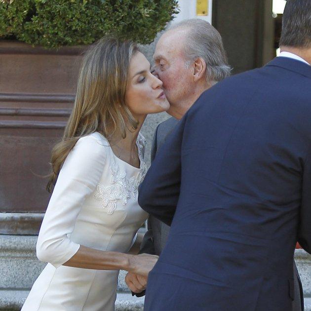 leticia petó joan carles GTRES