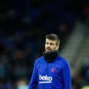 Gerard Piqué Europa Press