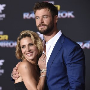 elsa pataky chris hemsworth gtres
