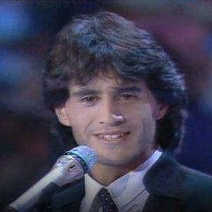 Sergio Dalma Eurovisió 1991 RTVE