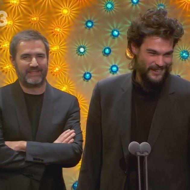 O que arde Premi Gaudi TV3