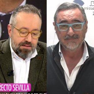 Carlos Herrera Juan Carlos Girauta Telecinco