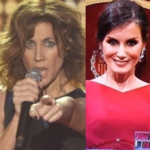 Helena g.Melero Leticia EN BLAU