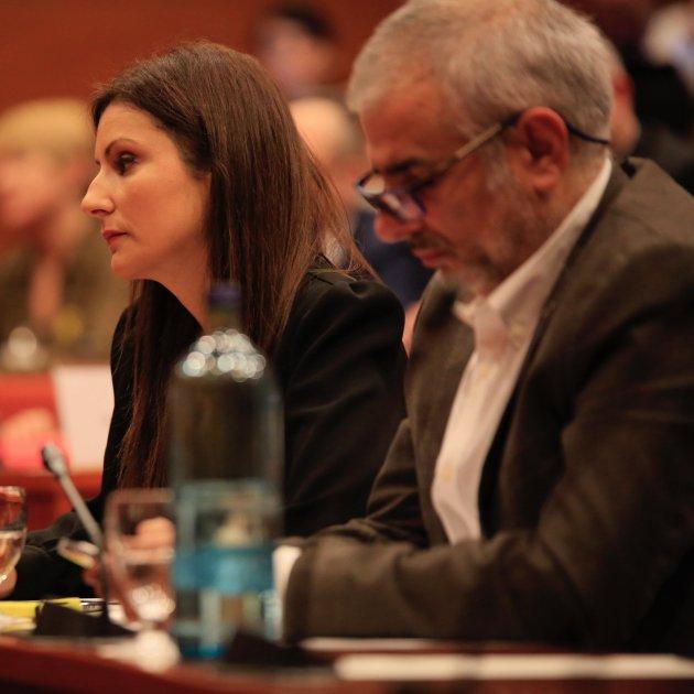 Roldan Carrizosa comissió 155 Parlament Sergi Alcàzar